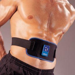 Пояс миостимулятор для живота и тела Abgymnic+ гель, абжимник