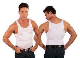 Мужская майка для похудения и коррекции фигуры Slim N Lift Слим энд Лифт
